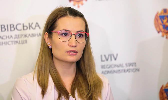 Рада поддержала назначение Стефанишиной вице-премьером по евроинтеграции
