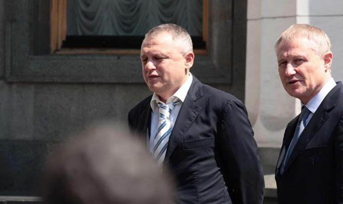 Депозитная ставка для Суркисов в «Привате»: стал известен очередной аргумент для Верховного суда