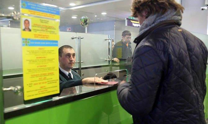 Украина с 15 июня открывает пункты пропуска во всех аэропортах
