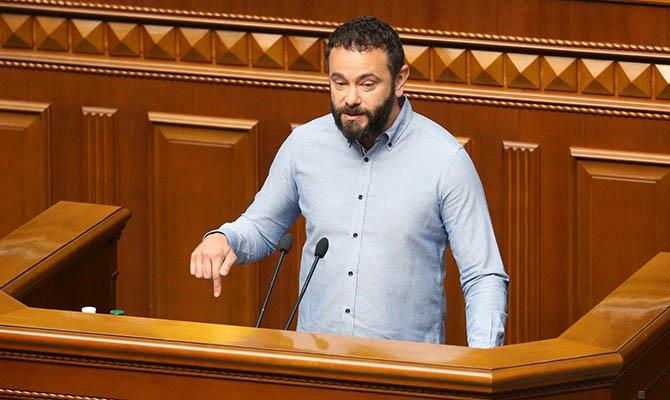 Дубинский официально возглавил ячейку «Слуги Народа» в Киевской области