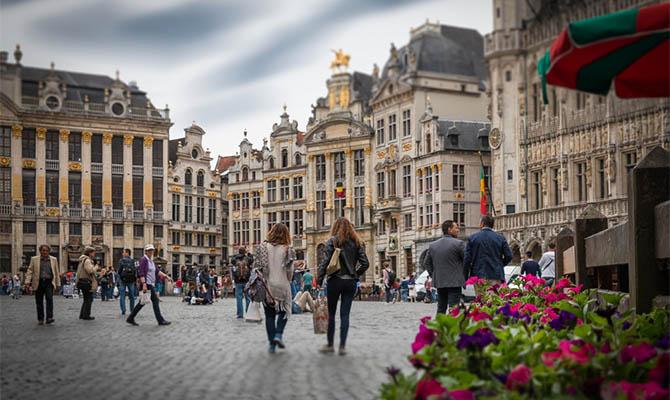 Бельгия открыла границы для всех стран ЕС и Шенгенской зоны