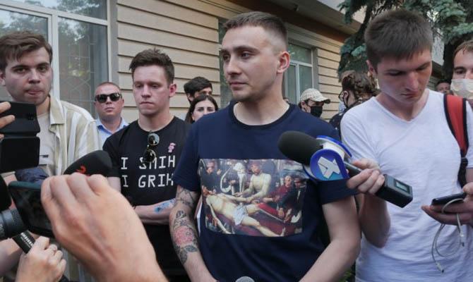 Адвокаты обжаловали домашний арест для Стерненко