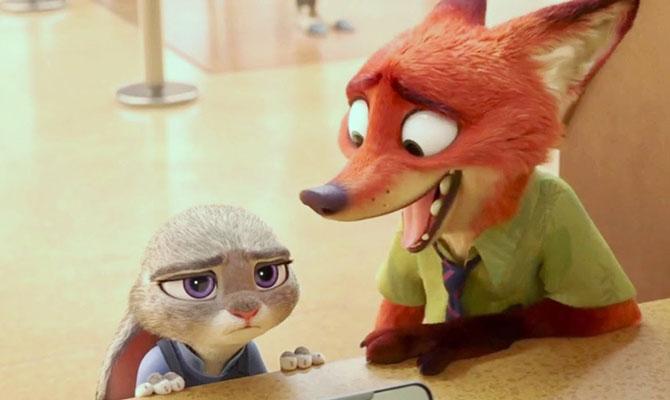 Авторы «Зверополиса» работают над новым мультфильмом