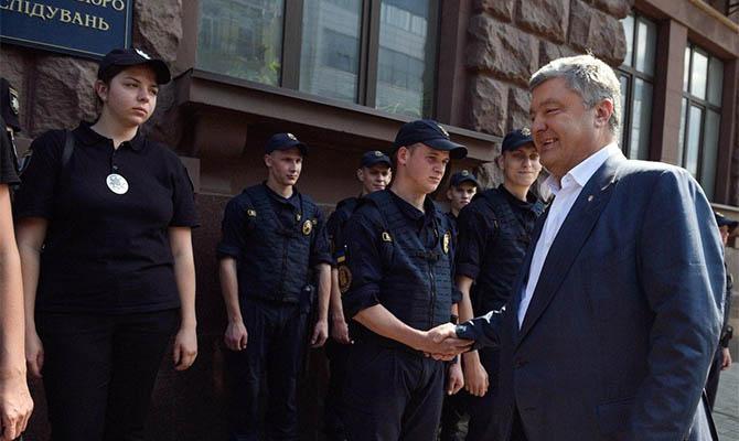 ГБР вызывает Порошенко на допрос в качестве подозреваемого в деле о захвате власти