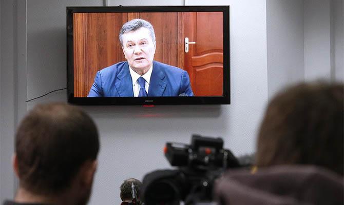 ГБР сообщило о подозрении в госизмене Януковичу и двум экс-министрам обороны