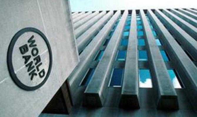 Всемирный банк выделил Украине 350 млн долларов кредита