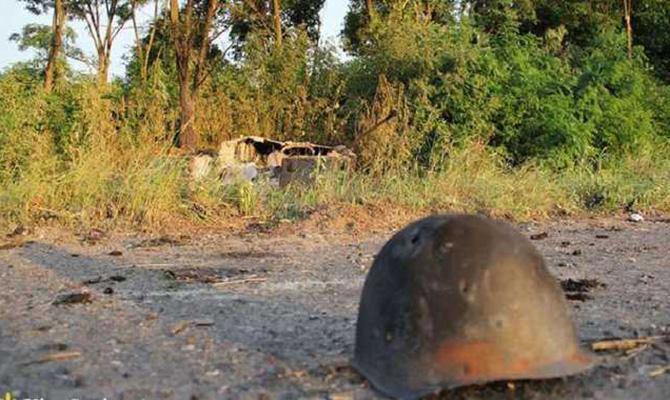 На Донбассе погиб украинский военный, еще двое пострадали