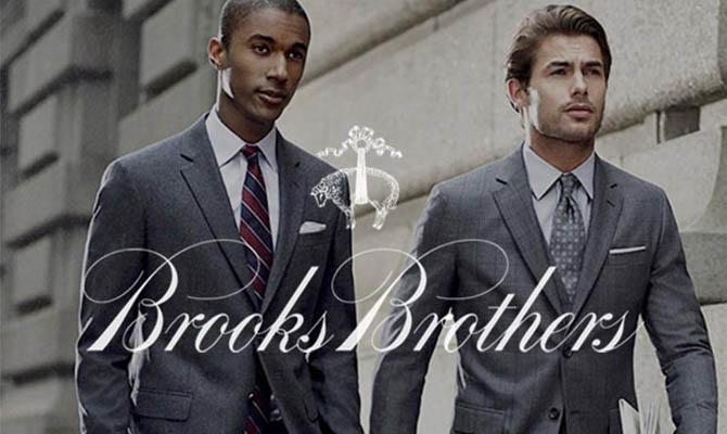Старейшая сеть магазинов одежды Brooks Brothers объявила о банкротстве