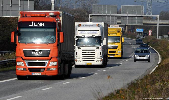 ЕС ужесточил правила работы дальнобойщиков