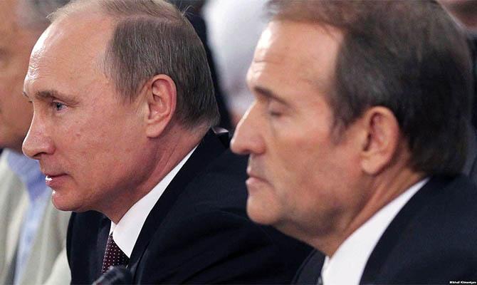 В Кремле заявили, что не финансируют Медведчука