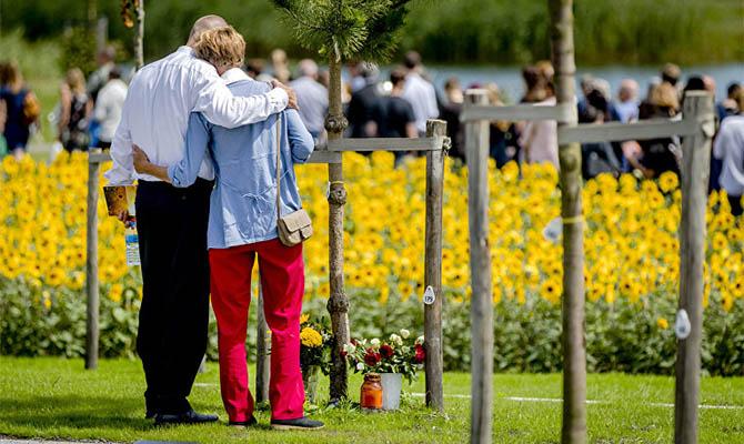 Нидерланды подают в ЕСПЧ иск к России в связи с крушением MH17