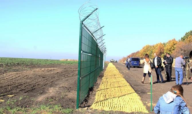 На «стену» с Россией в этом году уже потратили 100 миллионов