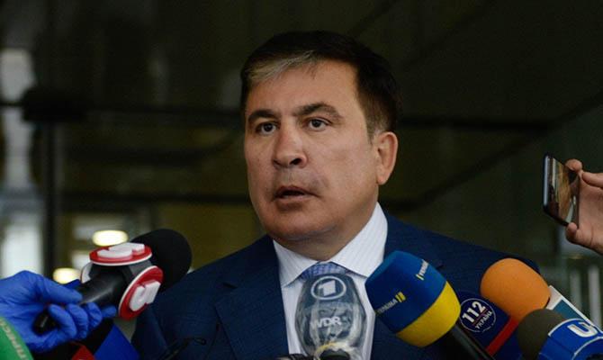 Саакашвили обещает на этой неделе дописать концепцию судебной реформы