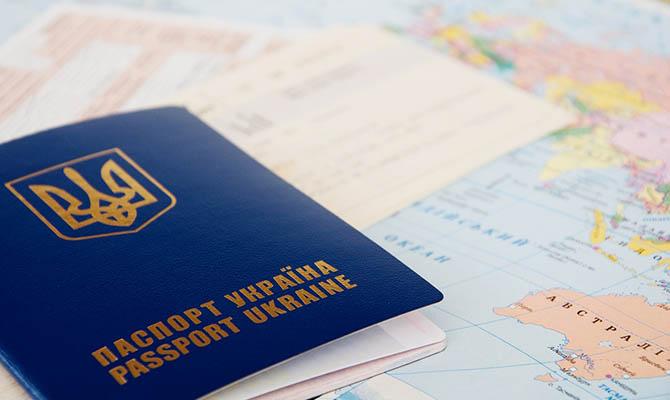 Украина подписала соглашение о безвизовом режиме с ещё одной страной