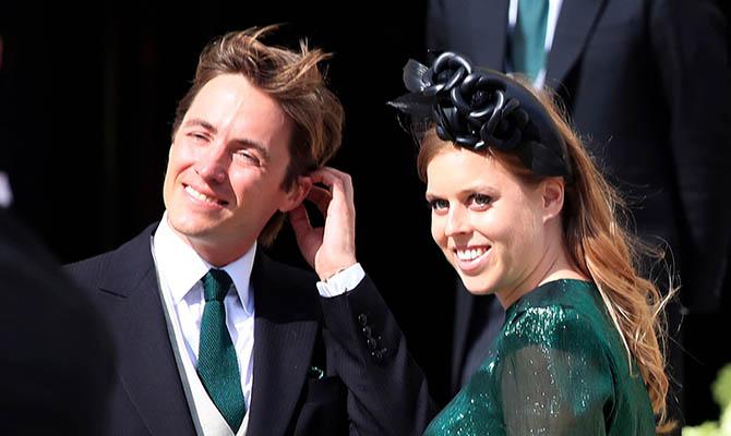 Британская принцесса тайно вышла замуж за итальянского бизнесмена