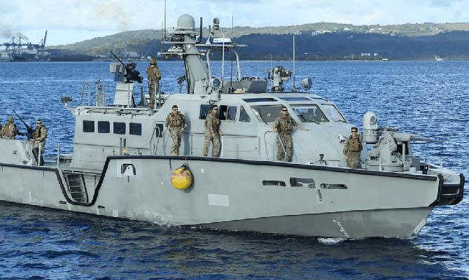 США продадут Украине патрульные катера и оружие