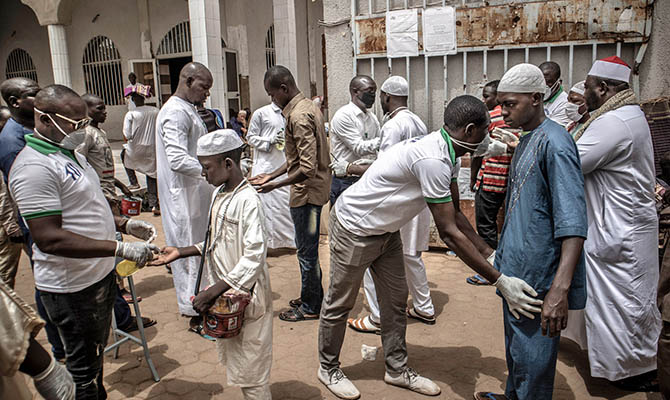 27 странам мира из-за пандемии угрожает продовольственный кризис
