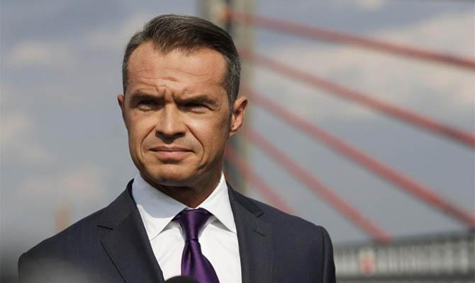 В Польше по подозрению в коррупции задержан бывший руководитель «Укравтодора» Новак
