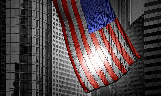 Экономика США за 2 квартал года сократилась на 37%, — МВФ