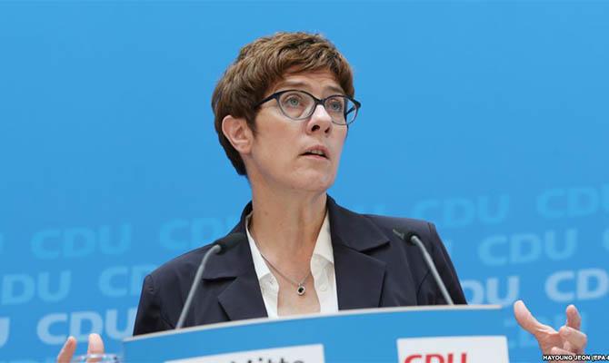 В Германии назвали противозаконными санкции США против «Северного потока-2»