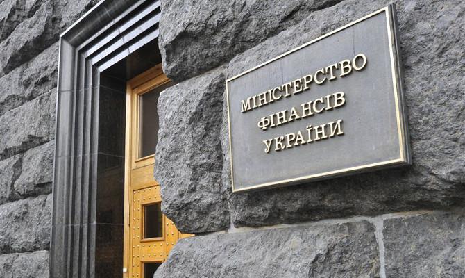 Госдолг Украины в июне вырос на 3,5% в долларах