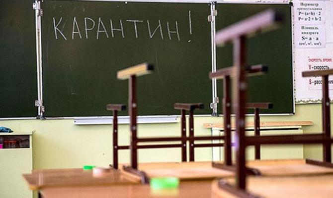В Украине с 1 сентября школы будут закрывать лишь в районах «красной зоны»