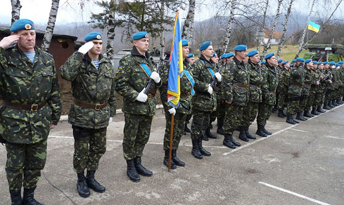 В Украине завершился весенний призыв на военную службу, - Генштаб ВСУ