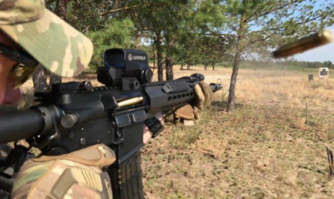Пограничникам выдали новые штурмовые винтовки, которые заменят АК