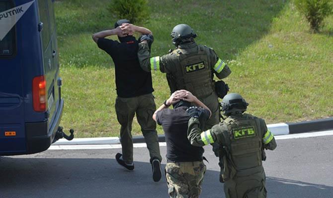 В Беларуси получили украинский запрос на арест «вагнеровцев»