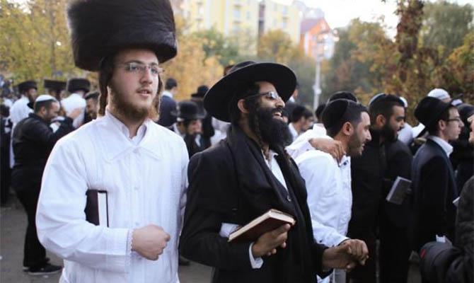 Израиль призывает Украину в этом году не пускать хасидов в Умань