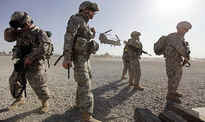 В США подтвердили планы сократить контингент в Афганистане