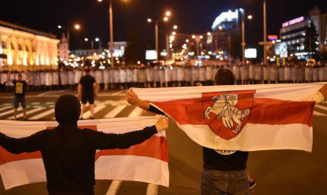 В Беларуси за сутки задержали более двух тысяч человек