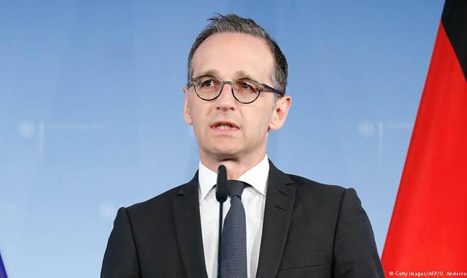Глава МИД ФРГ заявил о невозможности проведения выборов в ОРДЛО
