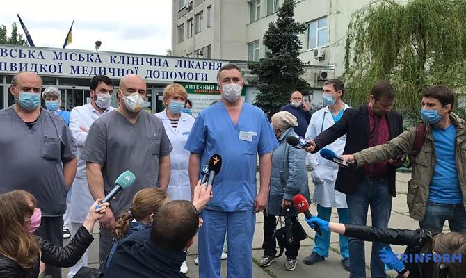 Большинство украинцев не хотят доплачивать врачам из своего кармана