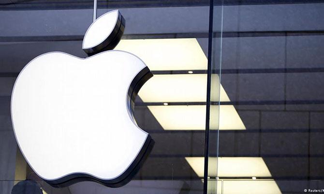 Стоимость Apple впервые превысила $2 триллиона