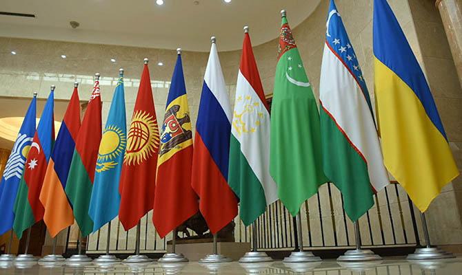 Украина вышла из семи договоров в рамках СНГ