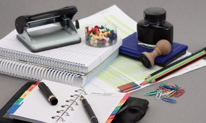 Устройства печати, картриджи и канцелярия: какое оснащение чаще всего покупают украинские офисы