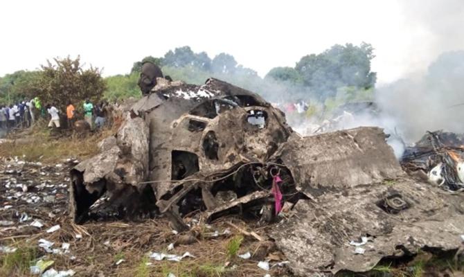 Авария самолета в Южном Судане: очевидцы сообщают о 17 погибших
