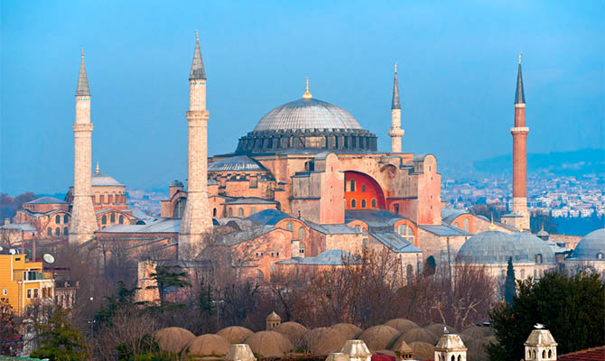 Патриарх Варфоломей прокомментировал превращение Святой Софии в мечеть
