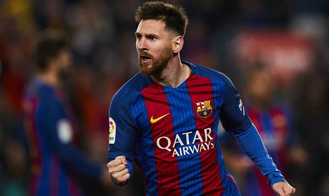 «Барселона» готова продать Месси за €280 млн