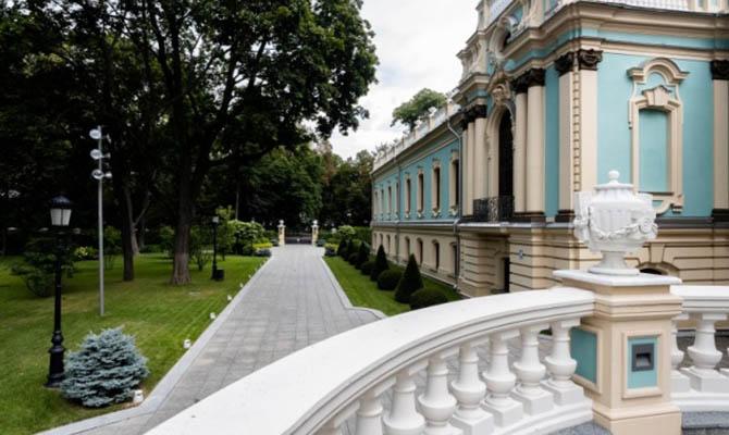 В Мариинском дворце начнут проводить экскурсии