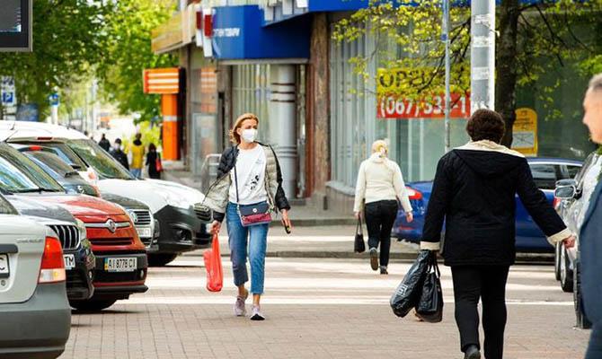 В Украине 2 551 новый случай коронавируса