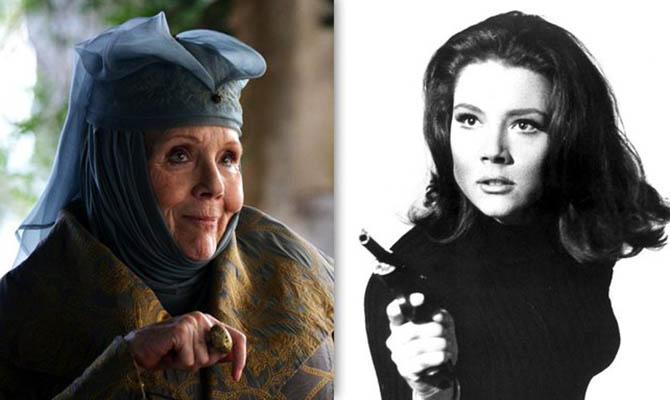 Умерла актриса из бондианы и «Игры престолов»