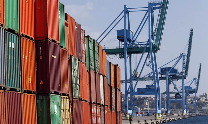Внешняя торговля Украины сократилась на 7 миллиардов долларов
