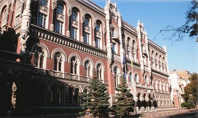 НБУ предоставил семи банкам 1,91 млрд грн рефинансирования