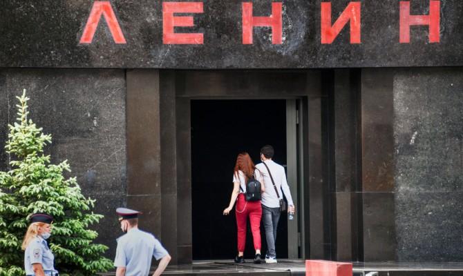В России ищут варианты использования Мавзолея Ленина