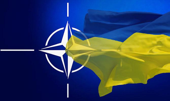Зеленский подтвердил, что членство в НАТО является стратегическим курсом Украины
