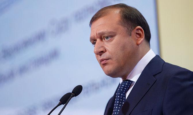 Михаил Добкин будет баллотироваться в мэры Харькова
