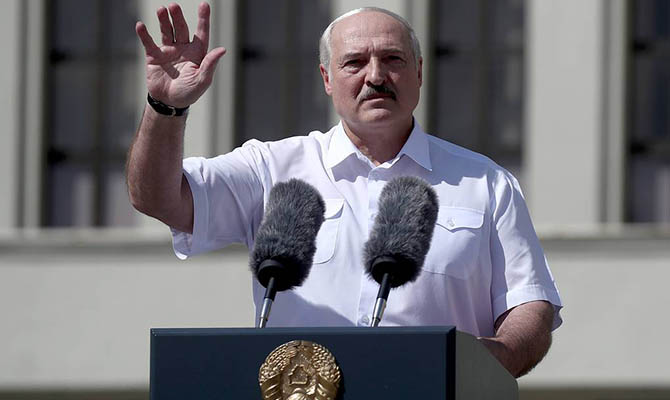 Ряд стран уже отказались признавать легитимность Лукашенко после инаугурации