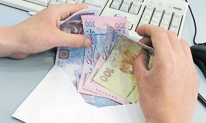 НБУ ожидает в 2021 году рост средней зарплаты на 15%